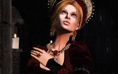 Searching for my sins (Laura Blues) Tags: secondlife events we3rp we❤rp roleplay silvanmoon tudor marytudor cosplay medieval fantasy nomatch genesislab kiana izzies zurijewelry ring jewelry