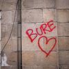 "#Manif10octobre #Nantes #GameOfTags: "" #BURE <3 "" (ValK.) Tags: gameoftags loitravailxxl pjlterrorisme loitravail cabanedupeuple etatdurgencepermanant maisondupeuple nantes politique valk demonstration fonctionpublique graff graffiti greve intersyndicale manifestationunitaire social tag france fr"
