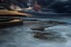 South Curl Curl Sunrise 3 (RoosterMan64) Tags: australia landscape longexposure nsw northernbeaches rockshelf seascape southcurlcurl sunrise