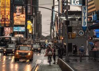 Streets of NY (wet)