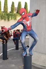 DSC_0917 (Randsom) Tags: newyorkcomiccon 2017 october7 nycc comic convention costume nyc javitscenter marvel superhero marveluniverse spiderman hero mask avengers cosplay