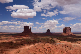 Monument Valley, Arizona, US August 2017 718