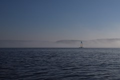 4 - 8 - 15 - 16 - 23 - 42 (Yarin Asanth) Tags: lost atmosphere mood silence calm lakescape seascape landscape watersports paddling kayak lake foggy october fall autumn blue white waves surface water sailing sailboat kayaking dunst nebel mist fog radolfzell moos bodensee untersee lakeconstance yarinasanth gerdkozik gerdkozikphotography gerd kozik yarin asanth yarinasanthphotography gerdmichaelkozik gerdkozikfotografie