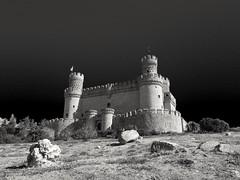 No sky (Bonsailara1) Tags: bonsailara1 madrid manzanares elreal spain españa castillo castle