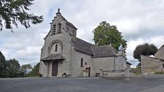 DSCN6305 L'église de Soult, Saint-Geniez-ô-Merle (Corrèze) (Thomas The Baguette) Tags: cantal auvergne france basilique mauriac notredamedesmiracles puysaintmary puy leclou vicsurcere toursdemerle soult argentat correze chastaigne barrage aigle thiezac