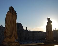 Paris (mademoisellelapiquante) Tags: louvre museedulouvre paris france arthistory museum art architecture sculpture statue