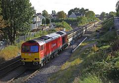 Tyne engineers (DieselDude321) Tags: 60044 class 60 db dbs schenker cargo 6n70 belmont down yard tyne ss sorting sidings hartburn junction stocktonontees dowlow 1340