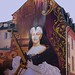 GERMANY, Rastatt, Kunst am Bau , 75469/8920