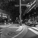 Tokyo street by night