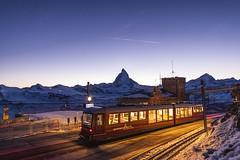 Gornergrat (519choi) Tags: zermatt matterhorn swiss gornergrat mountain travel