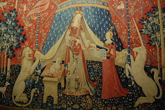 Paris (mademoisellelapiquante) Tags: paris museedecluny museum arthistory medieval middleages tapestry france
