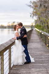A little bit of sunset before the rain (Ryan Smith Photography) Tags: wedding weddingphotography myrtlebeach httpswwwryansmithphotographycom