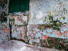 Colours of decay (dunard54) Tags: stoneyholm mill kilbirnie wj knox ayrshire manufacturing open doors