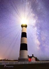 Radiance (VonShawn) Tags: lighthouse stars bodieislandlighthouse milkyway outerbanks obx northcarolina nikon nikond800 nikoncapturenx2