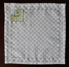 51 (AneloreSMaschke) Tags: bordado tecido xadrez artesanato handmade