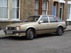 1981 Vauxhall Cavalier 1.8 CD (Neil's classics) Tags: vehicle 1981 vauxhall cavalier 18cd