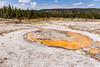 Yellow Geyser (Upper Geyser Basin) (astrofan80) Tags: heisequelle landschaft nationalpark rundreise usa uppergeyserbasin wyoming yellowstone yellowstonenationalpark us