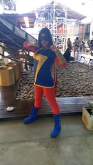 Cosplay Ms Marvel (melinamurray) Tags: kamalakhan msmarvel marvel marvelcomics cosplay avengers