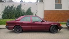 1992 Mercedes-Benz 190E Avantgarde Rosso (Qropatwa) Tags: 1992 mercedesbenz 190e avantgarde rosso w201