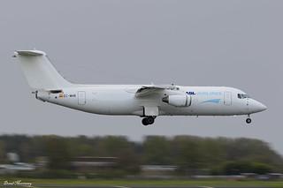ASL Airlines Spain BAe-146 EC-MHR