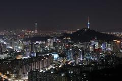 Skyline at night from Ansan in Seoul, Korea (mbphillips) Tags: canonef50mmf18ii canon80d korea 한국 韓國 seoul 서울 首尔 mbphillips asia 亞洲 fareast アジア 아시아 亚洲 cityscape paisajeurbano 城市景观 城市景觀 도시풍경 skyline ansan 안산 鞍山