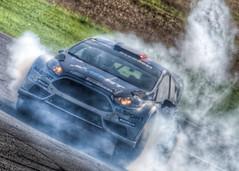 Ford Fiesta R5 WRC (charliep991) Tags: px62avj elfyn evens rallyday 2017 castle combe
