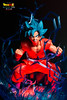 Dragon Ball - ChoShinGiDen - SSB Goku Kaioken-4 (michaelc1184) Tags: dragonball dragonballz dragonballgt dragonballsuper saiyan saiyangod kaioken goku banpresto bandai anime toys figure