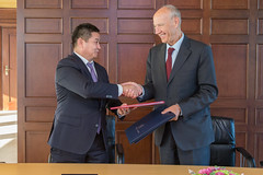 WIPO and Kyrgyzstan Sign Cooperation Agreement on Sidelines of 2017 WIPO Assemblies (WIPO   OMPI) Tags: assemblies directorgeneral francisgurry kyrgyzstan ompi wipo