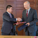 WIPO and Kyrgyzstan Sign Cooperation Agreement on Sidelines of 2017 WIPO Assemblies