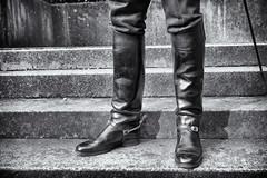 Boots (CA_Rotwang) Tags: chevauleger uniform stiefel boots reitstiefel equestrian historic historisch bayern soldat soldier votivkirche starnberger see berg posenhofen säbel degen sword leather armee army münchen munich bavaria germany deutschland