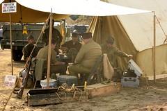 DSC_6100 (Mark Morello) Tags: collingsfoundation hudsonma battlefortheairfield encampment reenactment wwii worldwar2 german american british russian at6 pt17 texan stearman tanks german88 battle hudson massachusetts usa