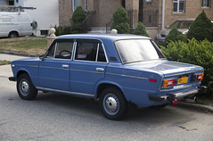 1984 Lada 1300 SL (vetaturfumare - thanks for 3 MILLION views!!!) Tags: vaz lada 1300 2106 21063 1984 shiguli zhiguli ваз2106 ваз жигули queens bukhara bukharian blue