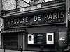 Carrousel de Paris (Ragonar) Tags: panasonic paris lumixgvario14140mm lumix lumixgh4 france urbanphoto urbanart carrousel cabaret streetphotography streetstyle blackwhite bw blanconegro blancoynegro ragonar