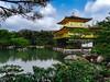 Golden Temple (Laiskiainen) Tags: view kyoto spring goldentemple japan