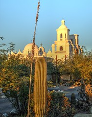 "Mission San Xavier (JoelDeluxe) Tags: missionsanxavierdelbachistoricspanishcatholicchurchtucson arizona tohonooodhamsanxavierindianreservationwhite""placewherethewaterappears""santacruzriverarizonaazhdrjoeldeluxe idontcareaboutthedustspots hdr az joeldeluxe"