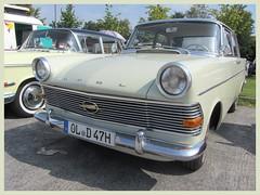 Opel Rekord P2 (v8dub) Tags: opel rekord p 2 allemagne deutschland germany german gm niedersachsen cloppenburg pkw voiture car wagen worldcars auto automobile automotive old oldtimer oldcar klassik classic collector