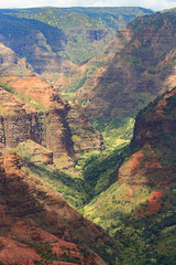 Waimea Canyon (Mike Sirotin) Tags: kauai kauaʻi waimeacanyon hawaii waimeacanyonstatepark valley
