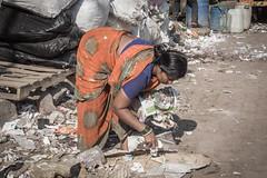 Mumbai - Bombay - Dharavi slum tour-24
