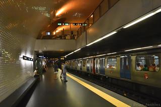 Baixa-Chiado Metro Station