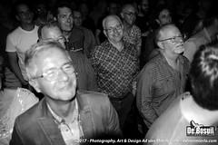 2017 Bosuil-Het publiek bij Ian Siegal 3-ZW