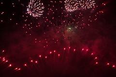 July 15 2017 Fireworks 3 (pokoroto) Tags: july 15 2017 fireworks calgary カルガリー アルバータ州 alberta canada カナダ 7月 七月 文月 shichigatsu fumizuki bookmonth 平成29年 summer