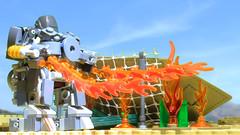 Lego Iron Man Mark I (hachiroku24) Tags: lego iron man mark marvel armor suit instructions