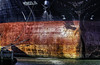 Mongolia (glessew) Tags: ship vessel schiff boat bateau mongolia anchor anker rotterdam