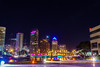 Downtown Tampa and TGH Helicopter at Night (pdebree) Tags: tampa bay tampabay florida city skyline skyscape skyscraper skyscrapers night nighttime photography nightphotography long exposure longexposure color colorful downtown downtowntampa water ocean sea bridge bridges tall buildings building tallbuilding tallbuildings helicopter pilot pirate pirateship ship sony sonyimages sonyalpha sonya6000 a6000 selp18105g