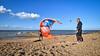 "Kite surfers on ""the Street"", Tankerton (Aliy) Tags: whitstable kent thestreet tankerton beach coast kitesurfer kitesurfers kitesurfing kite kites"
