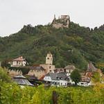 Castle on hill, Durnstein thumbnail