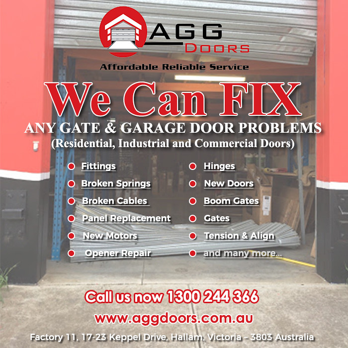 The Worlds Best Photos By Agg Doors Gates And Garage Doors