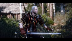 The Witcher 3: Wild Hunt (Sanderlito) Tags: thewitcher3 thewitcher witcher wildhunt whitewolf geralt geraltofrivia badass monsterhunter monsterslayer fight fighting swords swordplay monster monsters humans peasant bandits velen dangerous killing kill deadly death