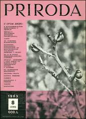 1963 Priroda L 8 5976 T_01 - Copy (Morton1905) Tags: 1963 priroda l 8 popularni ilustrirani časopis hrvatskog prirodoslovnog društva u zagrebu listopad broj naslovnica 5976 t