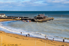 Viking Bay on a sunny October afternoon (philbarnes4) Tags: broadstairs thanet kent england coast view dslr philbarnes